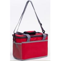 Durable 600D Polyester Cooler Bag Single Shoulder Type With Large Capacity Manufactures