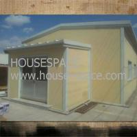 China Comfortable Steel Prefab Container House With Waterproof Design AND Modular Cabin For Kitchen on sale