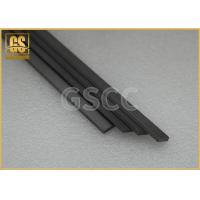 China OEM Service Carbide Wear Strips For Heavy Cutting Steel And Cast Steel on sale