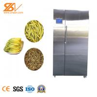 Eco - Friendly Hollyhock Hot Air Dryer Machine Daylily Drying Oven Machine Manufactures