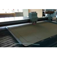 corrugated carton making cnc cutting equipment