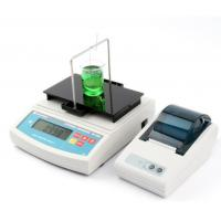 Digital Electronic Automatic Digital Density Meter Liquids Density Meter Density Measuring Device for sale
