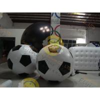 Digital Printing Inflatable Sport Balloons , Large Colorful PVC Balls Manufactures