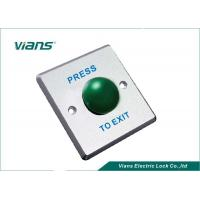 86 * 86 * 20mm Green Mushroom Push Button NO / COM With 1 Year Warranty Manufactures