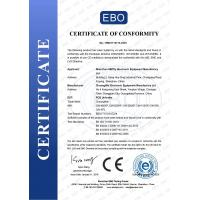 Shenzhen SMTfly Electronic Equipment Manufactory Ltd Certifications