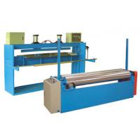 Buy cheap Automatic Steel Coil Stock Measuring Machine For Foam / Cloth Packaging from wholesalers