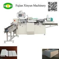 China Automatic high speed faical tissue carton box packing machine on sale