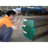 China Hot Rolled DIN 1.2510 , AISI O1 Cold Work Tool Steel Flat Bar on sale