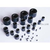 High Temperature 150 Degree Rare Earth Bonded Neodymium Ring Magnets with Black Epoxy Manufactures