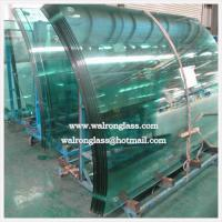 China 3-15mm Clear Tempered/Toughened Glass with CE on sale