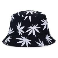 Fashionable Summer Childrens Fitted Hats Bucket Style With Logo Printed Manufactures