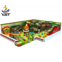 Powder Coating Kids Soft Play Equipment Galvanized Steel Pipe ISO Certification Manufactures