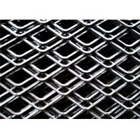 China Heavy Duty Expanded Metal Sheet / Diamond Metal Mesh For Equipment Protection on sale