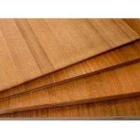 Quarter Cut BURMA TEAK Veneer Plywood Fancy Teak Plywood for Furniture Manufactures