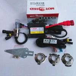 Pink 12 Volt 35 Watt H6 HID Xenon Conversion Kit Motorcycle Hid Kits Manufactures