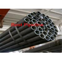 Grade 243 Seamless Steel Pipe , Low  Carbon Steel Tube ASTM A519 4130 4140 Durable Manufactures