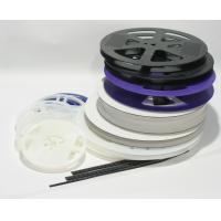 Transparent or black PS / PET / PC / PP Embossed Carrier tapes Without center hole Manufactures