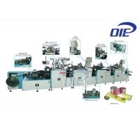 Aluminum Plastic Laminated Tube Screen Printing Machine With Hot Stamping Manufactures