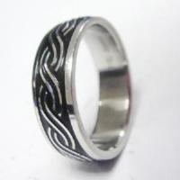 Stainless Steel Ring with Magnet (CR0005) Manufactures