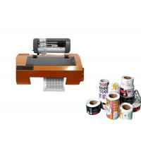 280mm Automatic Label Roll Printer , A3 Size Label Inkjet Printer 73x26x32cm Manufactures