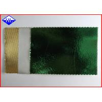 Metallic Coating PP Spunbond Non Woven Fabric Roll With Laminated 20GSM - 120GSM Manufactures