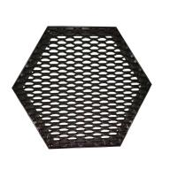 China Long Life Warranty Aluminum Expanded Metal Mesh Ceiling For Decoration on sale
