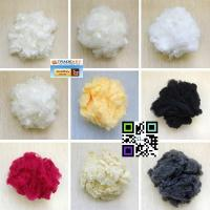 colors Polyester Staple Fiber/Chemical Fiber/Synthetic Fiber/PSF HCS/ HCS RW Manufactures