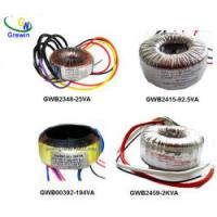 China Copper Toroidal Transformer for Audio Equipment on sale