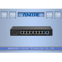 China 24V Passive 8 Channel POE Switch Fast Ethernet Switch Eco - Friendly on sale