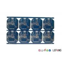 OEM ODM Prototype Pcb Fabrication , Circuit Board Printing Service 1 OZ Copper Thickness Manufactures