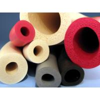 Flexible Silicone Foam Tubing Hose Wear Resistant With Density 0.3 - 0.95g/Cm3 Manufactures