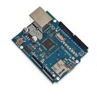 Ethernet Arduino Shield Board , Arduino Development Board W5100 For UNO MEGA for sale