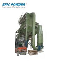 Industry Superfine Calcium Carbonate Grinding Machine With Higher Output
