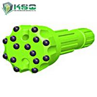 Low Pressure CNC Milling Underground Mining Drill Bit 3 Hole DTH Manufactures