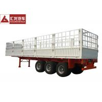 Store House Cargo Container Trailer Leaf Spring Large Payload Solid Frame Manufactures