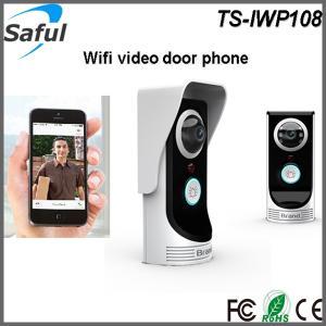 China Waterproof video door phone outdoor camera motion detection video doorbell intercom wifi on sale