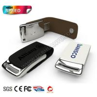 China Executive Leather USB Disk Drive on sale