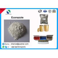 99% Purity Antifungal Drug Raw Material Econazole Nitrate/Econazole CAS 27220-47-9 Manufactures