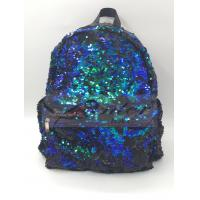 Sequin Backpack, Woman Dazzling Sequin Bag, Reversible Sequins School Backpack for Girl, Lightweight Travel Backpack Manufactures