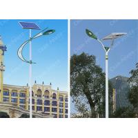 Chanpower Solar Powered Garden Lights , High Output Solar Lights With LiFePO4 Battery Manufactures