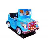 Game Center City Racin Car Kiddy Ride Machine ,  Swing Car Ride On Toy Manufactures