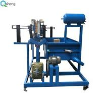 China Cup Carrier / Egg Tray Forming Machine , Waste Pulp Egg Box Making Machine on sale
