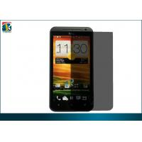 China Professional Customize Mirror Lcd Screen Protectors For Cell Phones Htc Evo Lte on sale