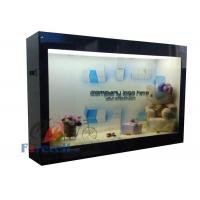 Clear Lcd Monitor Transparent Display Screen , OLED Transparent Digital Signage Display Manufactures