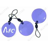 Contact - Less RFID NFC Smart Card PVC Drop Glue For Bus And  Metro for sale