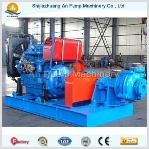 mining diesel engine slurry pump Manufactures