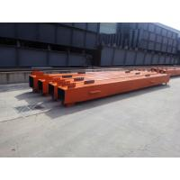 China Steel Box Beam Structural Steel Beams And Columns Welded Box Steel Column on sale