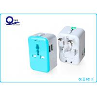 All In One USB Travel Adapter Converters With Child Protective Safety Gate Manufactures