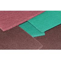 China Fine Grit Aluminum Oxide Non-woven Abrasives For Heavy Duty Stripping on sale