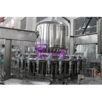 Glass Bottled Orange Juice Filling Machine Automatic Tea Drink Bottling Equipment Manufactures